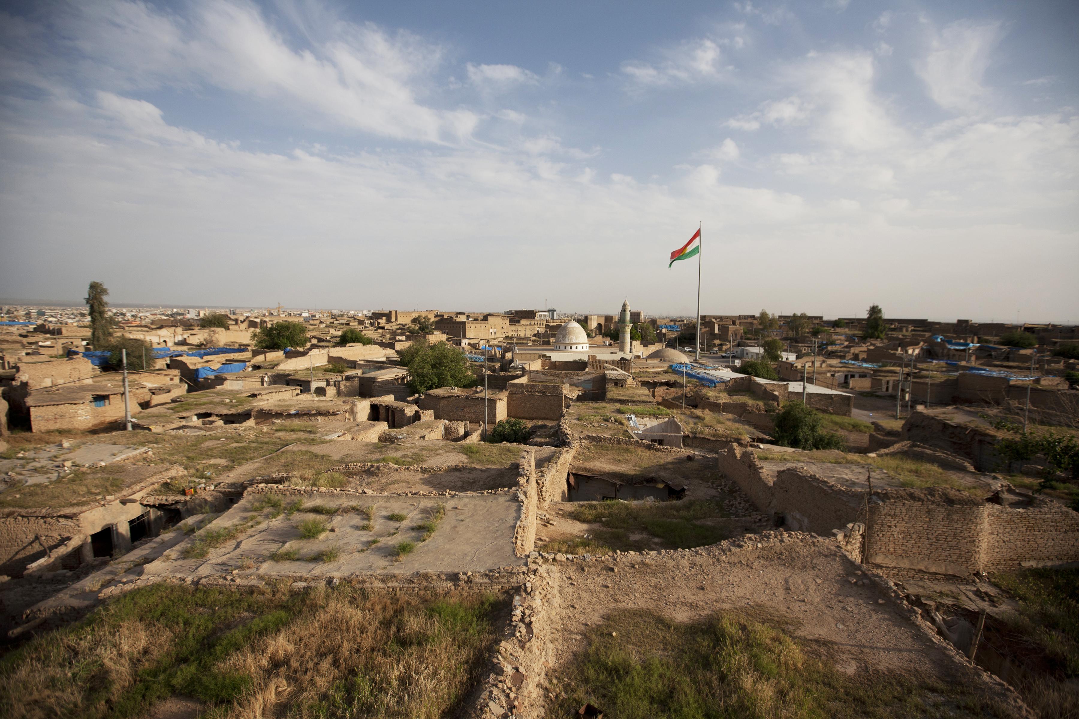 Fasta villkor kravs i dialog med irak