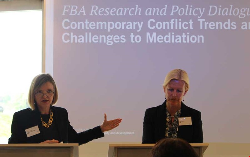 FBA research and policy dialogue